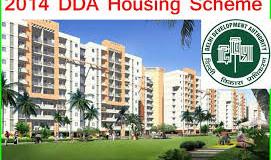 DDA scheme house