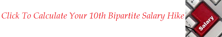 10th bipartite settlement calculation